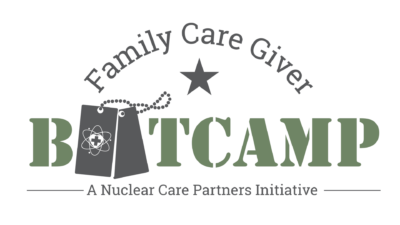 Family Care Giver Bootcamp Logo